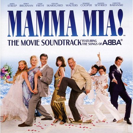 Mamma Mia / Various (CD) (Jessie J Mamma Knows Best Sheet Music)