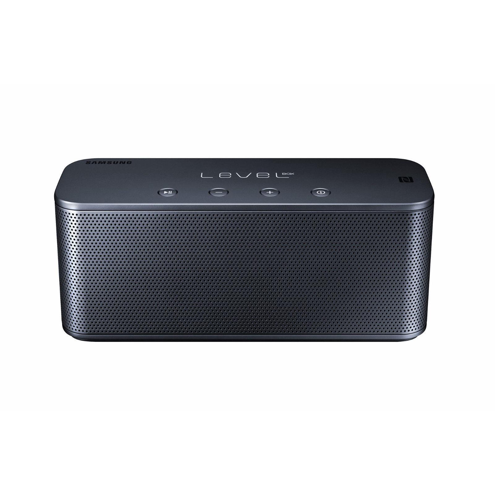 Samsung EQ-SG900DBEST1 Level Box Mini Bluetooth(R) Speaker, Black
