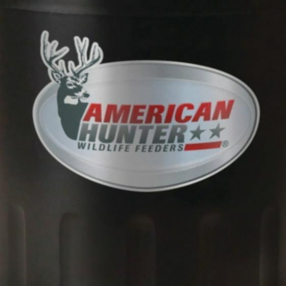American Hunter R Pro Wildlife Game Feeder Kit With Analog Timer