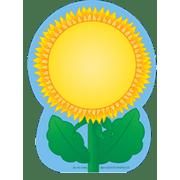 Mini Notepad - Sunflower