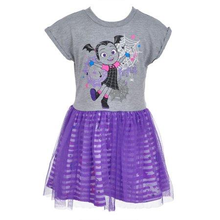 Disney Vampirina Girls' Dress - Giselle Disney Dress