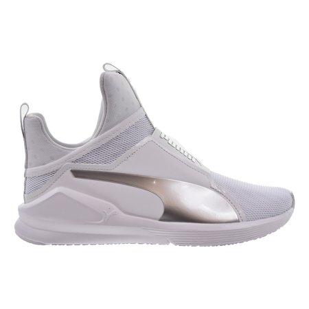 size 40 b6d8c c391c Puma Fierce Core Women's Shoes Puma White/Puma Silver 188977-13