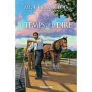 Le temps de le dire - Tome 1 - eBook