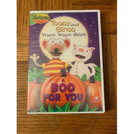 Toopy And Binoo Dvd](Toopy Binoo Halloween Games)