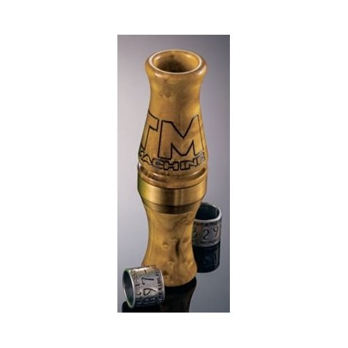 GREEN ENVY ATM MACHINE DOUBLE REED DUCK CALL GREEN ENVY D...