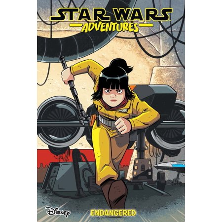 Star Wars Adventures Vol. 3: Endangered - Endangered Book