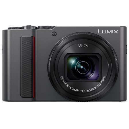 Panasonic Lumix DC-ZS200 4K Wi-Fi Digital Camera