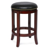 Boraam Cordova 29 in. Backless Swivel Bar Stool