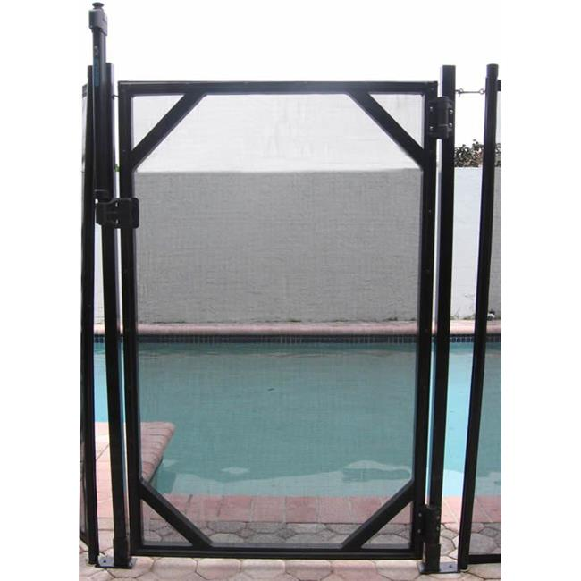 WaterWarden Self Closing Safety Gate 4' by 30'' by Olympian Athlete