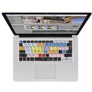 Dr. Bott Avid Media Composer Keyboard Cover for MacBook Unibody