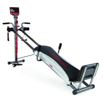 Total Gym R1400 Home Exercise Machine With Workout DVD