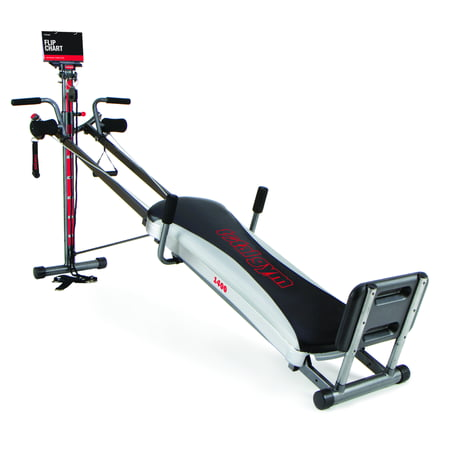 Total Gym 1400 Total Home Gym with Workout DVD (Best Fitness Sportsman Gym 20 Bfmg20)