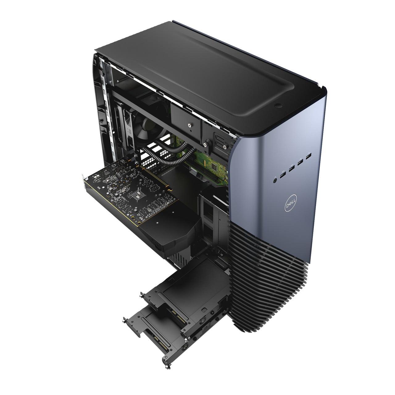 Dell Inspiron 5680 Gaming Desktop Intel i7 8700 NVIDIA GTX 1070 256GB SSD + 1TB HDD 16 GB RAM