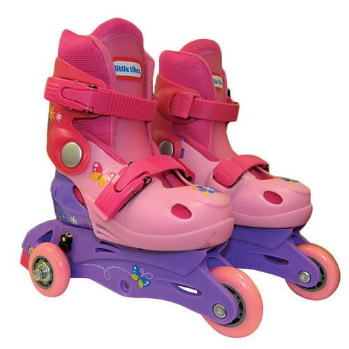 Little Tikes Convertible Skates - Girls