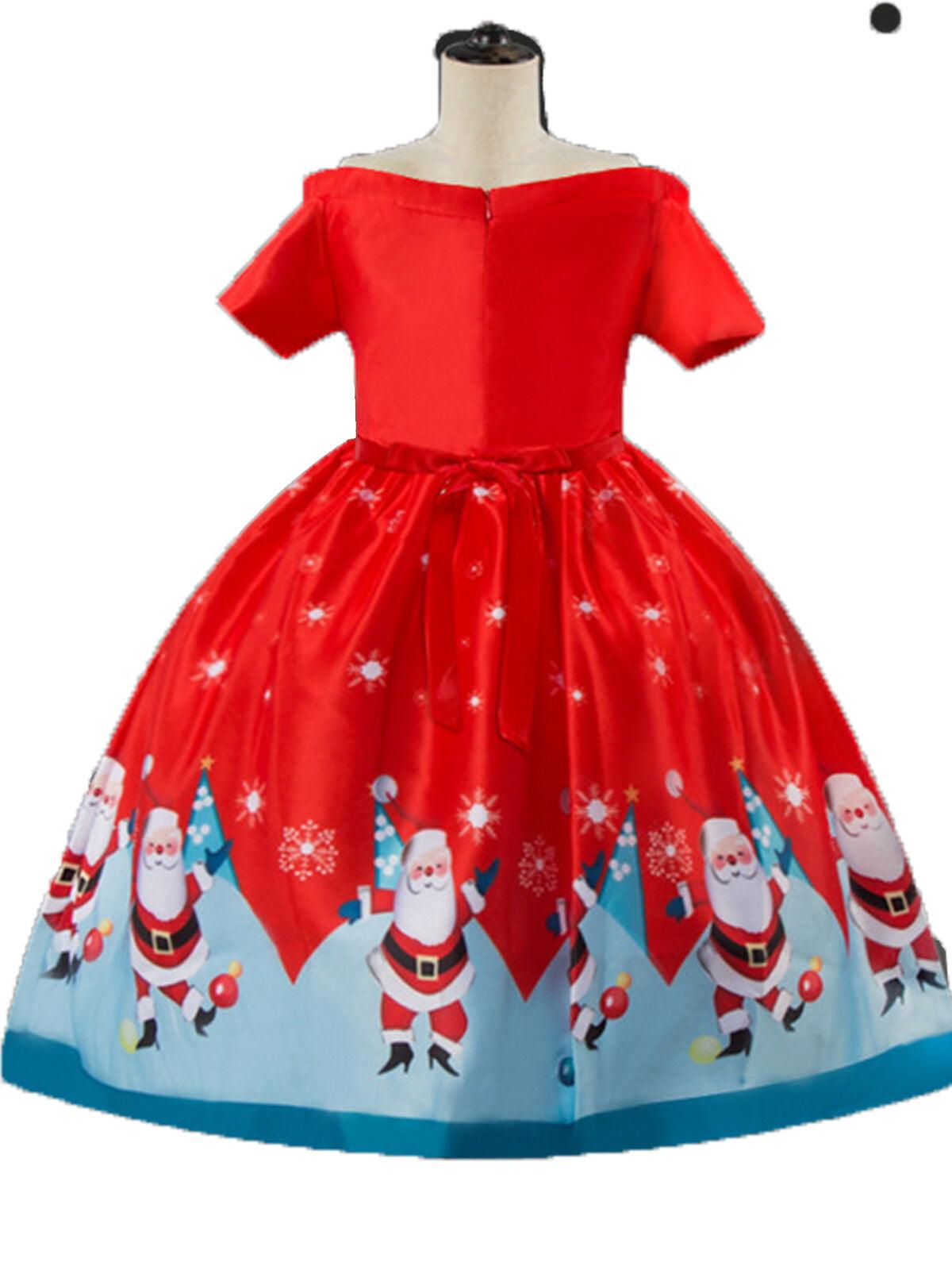 Christmas Dress Floral Baby Dress Winter Floral Dress Newborn Dress Vintage Christmas Dress Santa Picture Dress Christmas Baby Dress