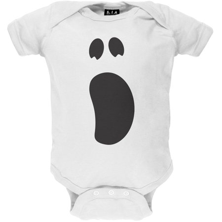 Halloween Costumes For Two Yr Olds (Halloween Ghost Face 2 Costume Baby One)