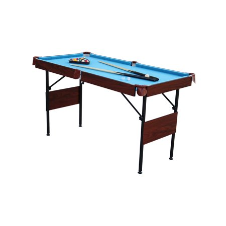 """Playcraft Sport 54"""" Pool Table with Folding Legs and Playing Equipment Florida State Seminoles Pool Table"""