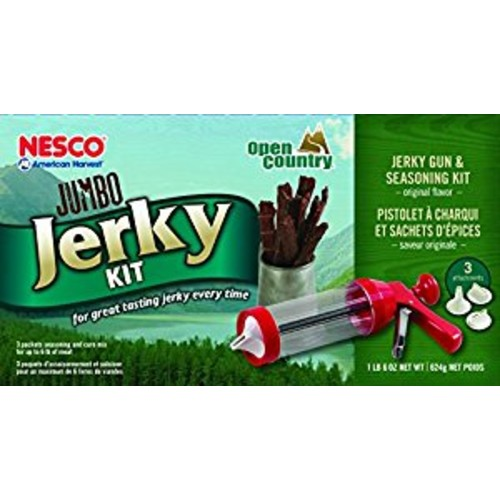 Nesco BJX-5 American Harvest Jumbo Jerky Works Kit []