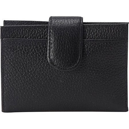 brand new ebccc 26465 Women's Leather Key Chain ID Card Case Wallet
