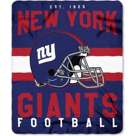 NFL New York Giants Northwest 50u0022x60u0022 Throw Blanket