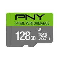 PNY 128GB Elite Class 10 U1 microSD Flash Memory Card