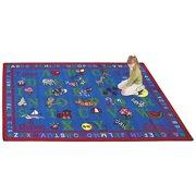 Joy Carpets Phonics Fun Kids Area Rug