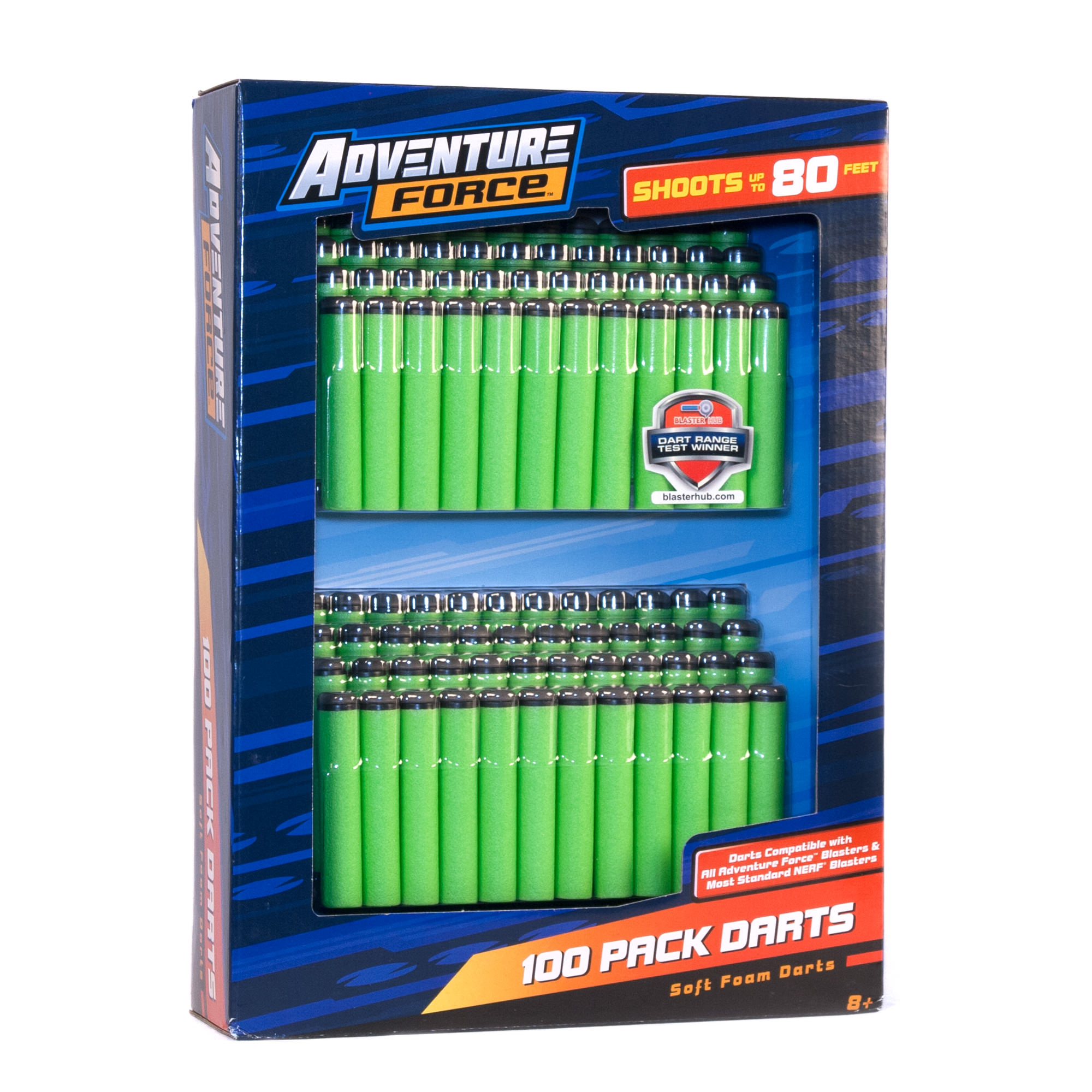 Adventure Force 100-Pack Darts