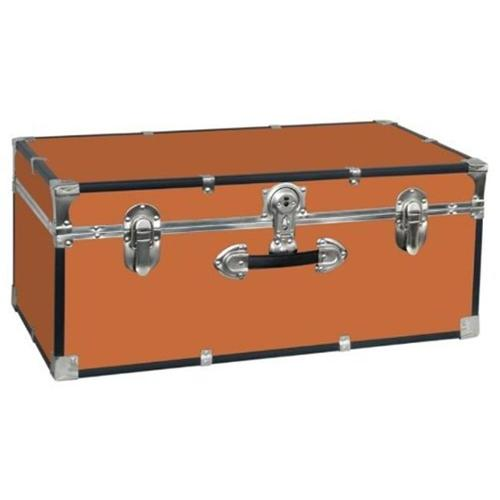 Mercury Luggage 5120-50 30 inch Footlocker - one handle - Purple