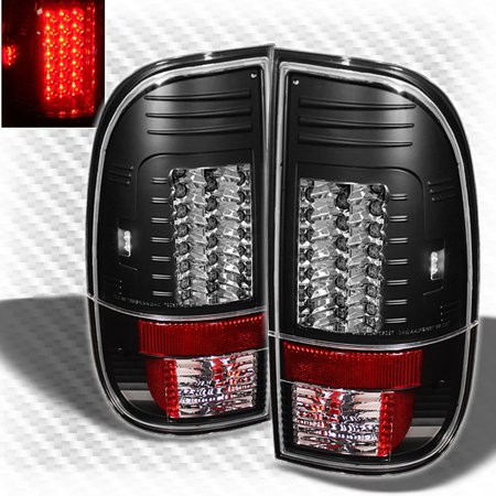 Ford F550 Super Duty Tail (2008-2015 Ford F450 F550 Super Duty LED Tail Light Rear Brake Lamp  New Pair Left+Right 2009 2010 2011 2012 2013 2014 )