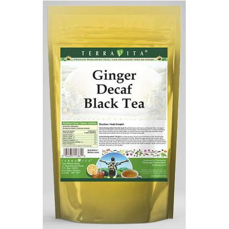 Ginger Decaf Black Tea (25 tea bags, ZIN: 530262) - 2-Pack