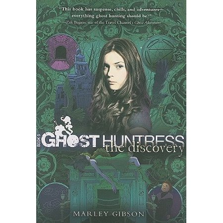 Ghost Huntress Book 5 : The Discovery