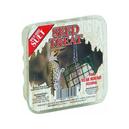 C And S Products Co Inc P-Seed Treat Picture Label 11 Ounce (Case of 12 ) - Printable Halloween Treat Labels