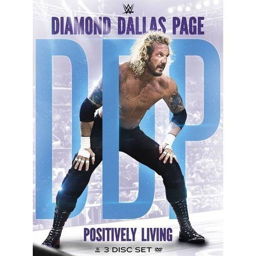 WWE: Diamond Dallas Page: Positively Living! by WARNER HOME VIDEO