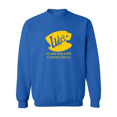 Luke's Diner Gilmore Girls Womens Crewneck Sweatshirt