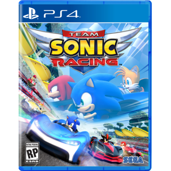 Team Sonic Racing for PS4, Nintendo Switch or Xbox One