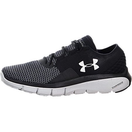 Under Armour Men's UA SpeedForm Fortis 2 Running Shoes 15 Black