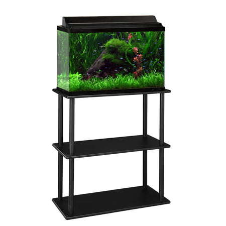 Aquaculture 15 20 gallon aquarium stand for 20 gallon fish tank kit