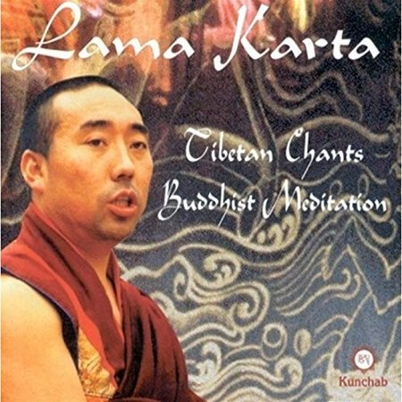 Tibetan Chants Buddhist Meditation (CD)