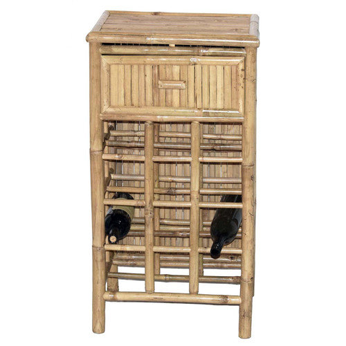 Bamboo54 12 Bottle Wine Rack