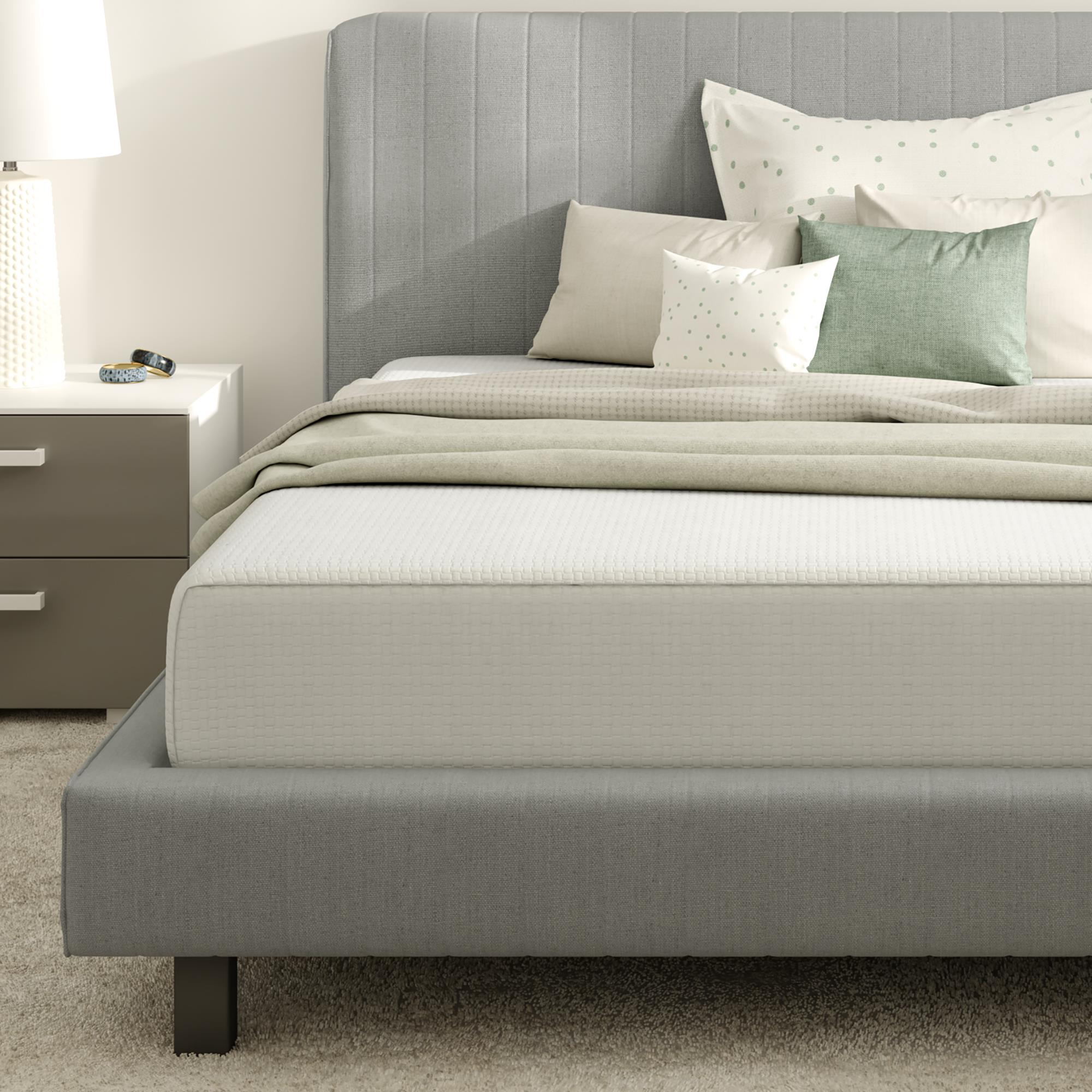 "Signature Sleep Gold CertiPUR-US Inspire 10"" Memory Foam Mattress, Multiple Sizes"