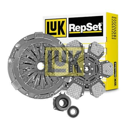 - New LuK Clutch Kit 1412-2044 for John Deere 633112935, AL120029, AL28037, AL33127, AL36134, AL38670, AL39242, AL39245, 2650, 2850, 3050, 3150, 3350, 3640, 3640S