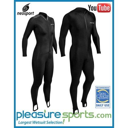 Skins Suit Men's Women's 50+ UV Protection by NeoSport - (5x Wetsuit)