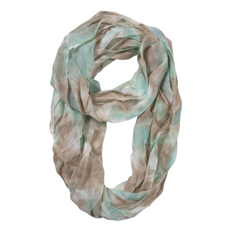 Womens Feather Weight Tie-Dye Soft