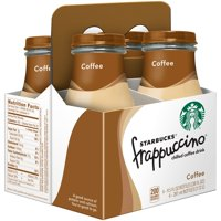 Starbucks Frappuccino Chilled Coffee Drink, 9.5 Fl. Oz., 4 Count