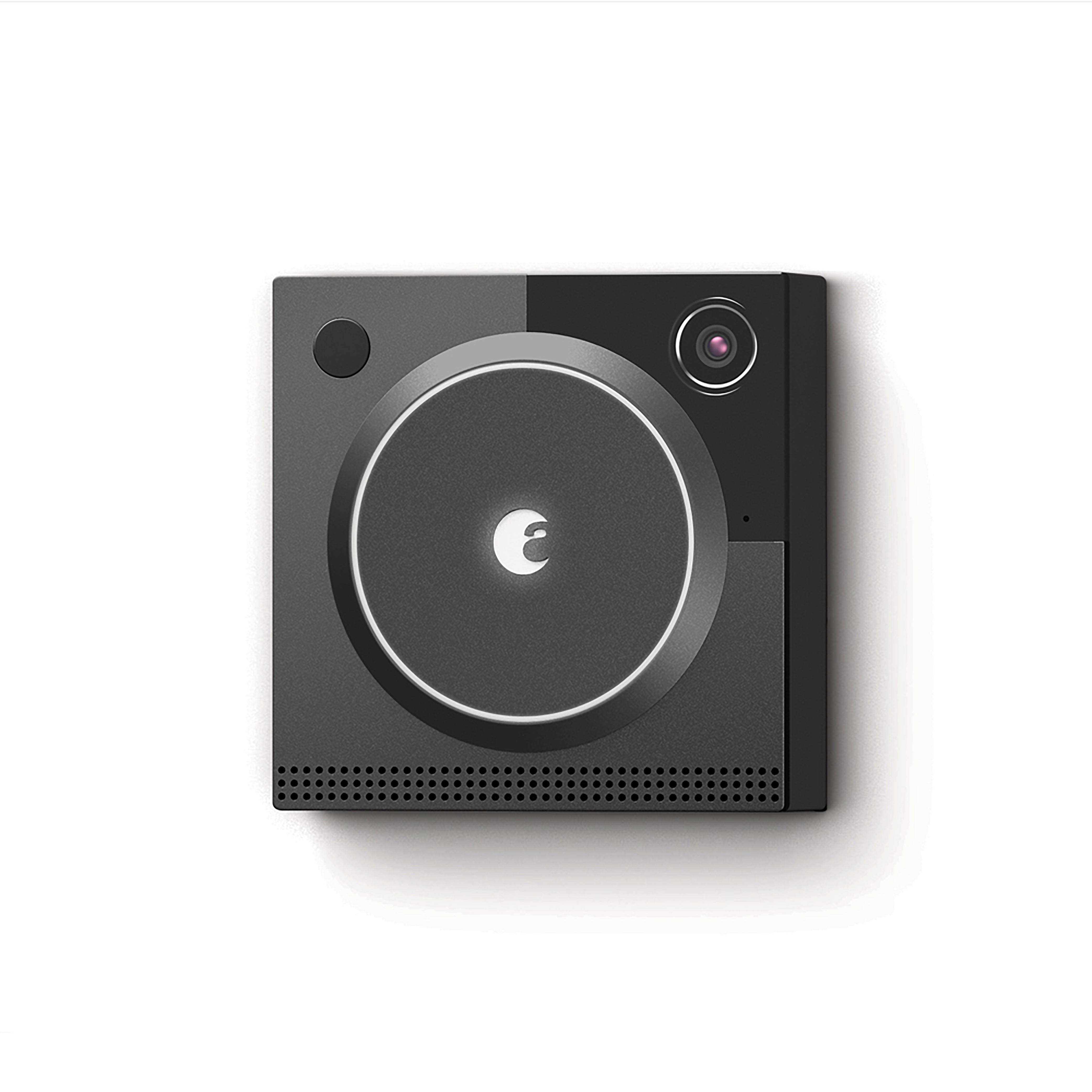 August Home Doorbell Cam Pro, Dark Gray by August Home