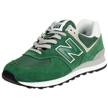 hot sale online 02ac1 42156 New Balance Men 574 ML574EGR Green Forest Green Size 9.5 US