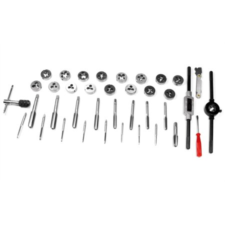 Performance Tool 40-Piece SAE Tap And Die Set
