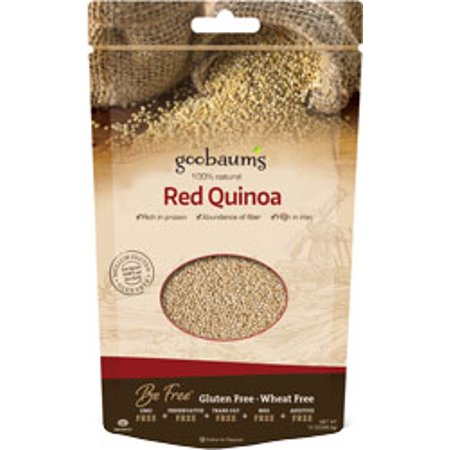 (Goldbaum's Kosher 100% Natural Red Quinoa - 12 OZ)