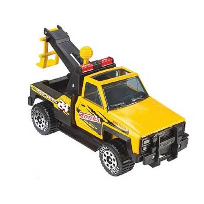 Tonka Classic Steel Toy Tow Truck