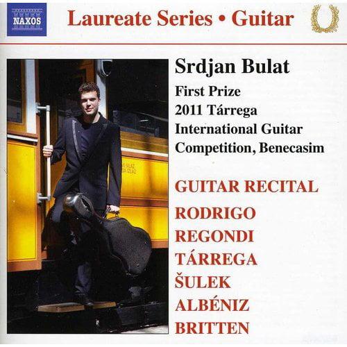 Srdjan Bulat: Guitar Laureate Series